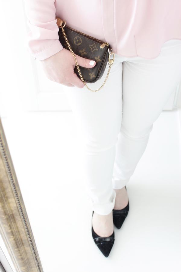 MY STYLE | PINK + WHITE